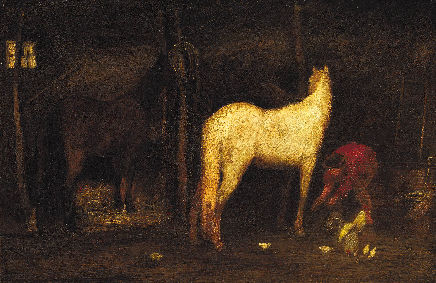 Fox in the stable hentay movie