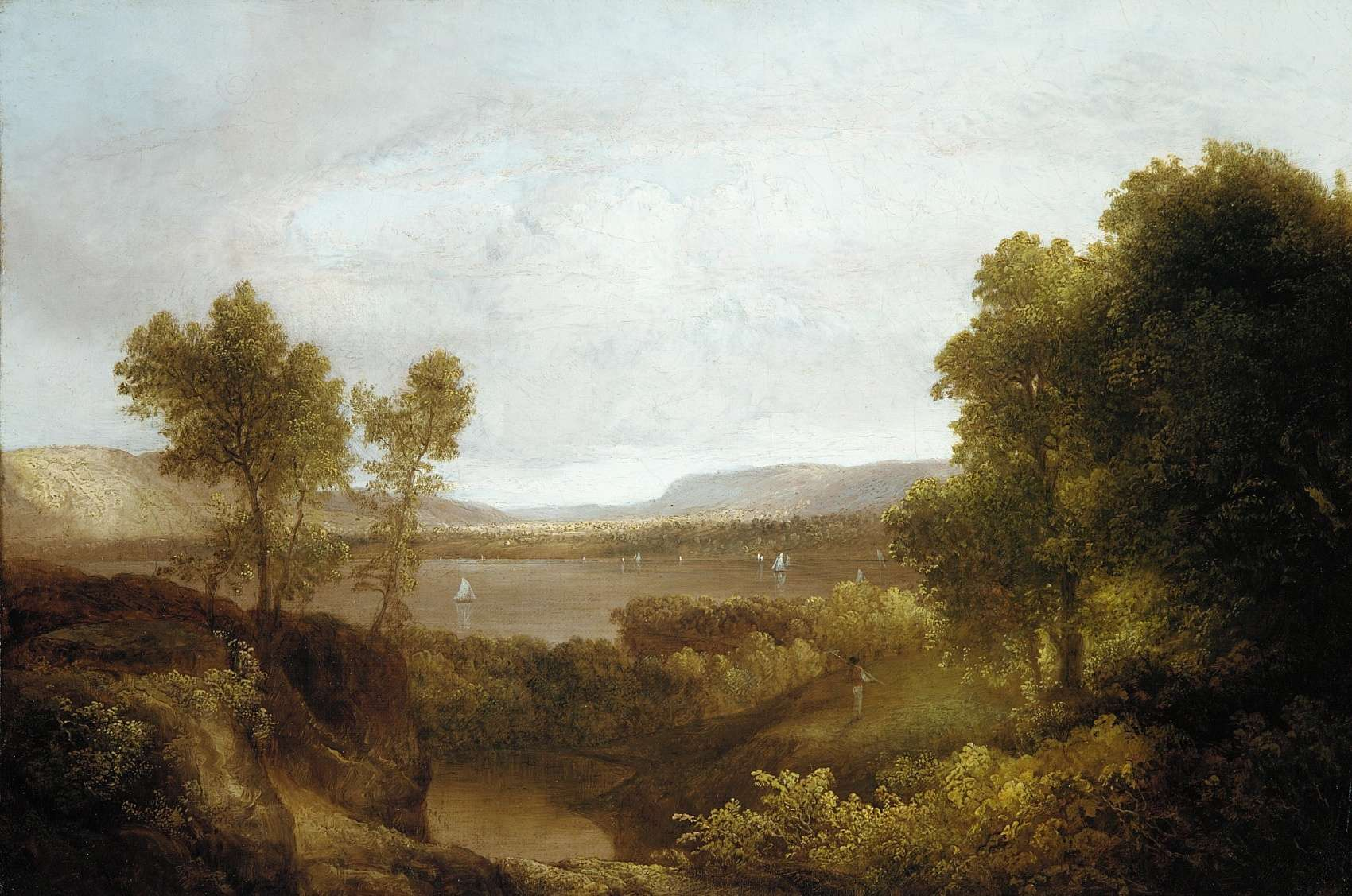 The Hudson River School At American Art Gallery
