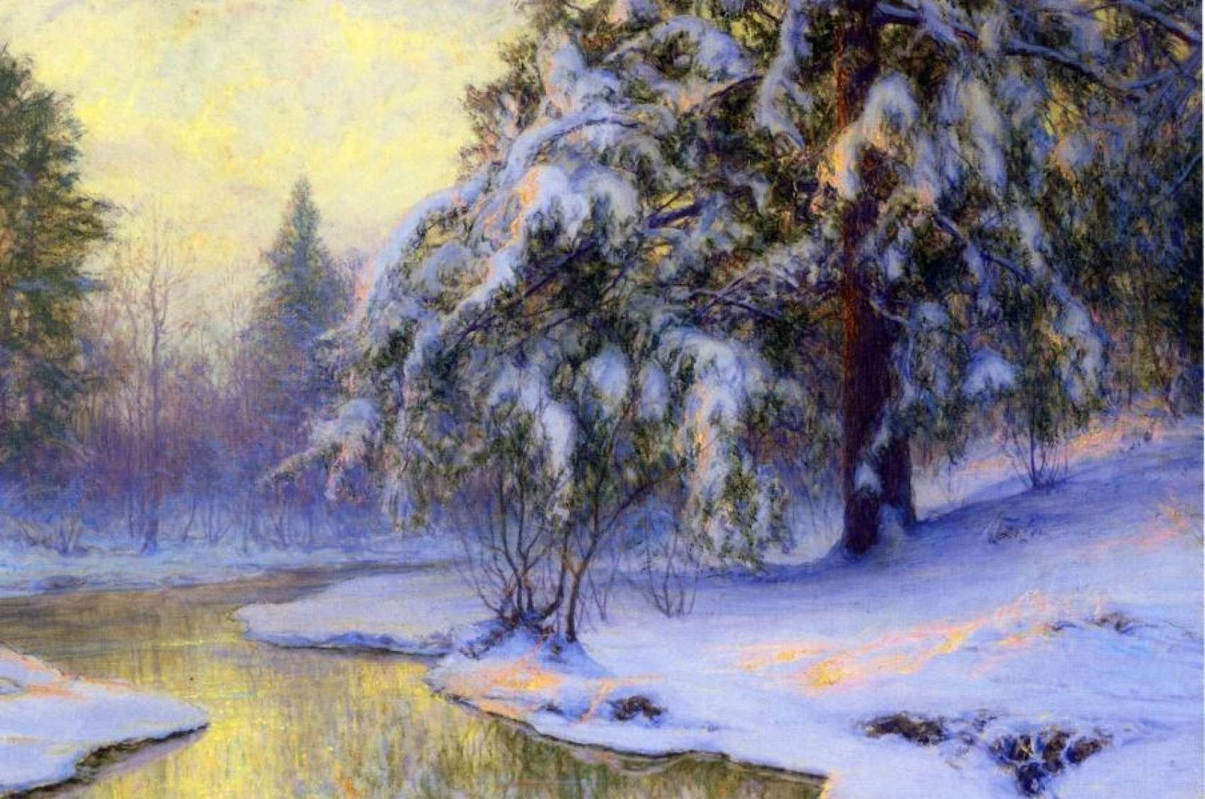 Walter launt palmer at american art gallery - An artists home ...